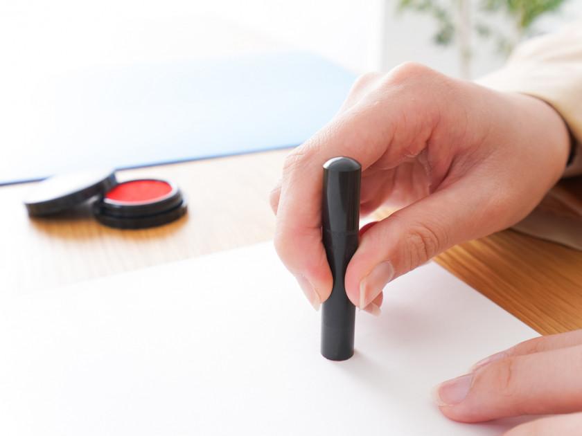 個人事業主が作成すべき印鑑の種類は?使い分けと作るときのポイント